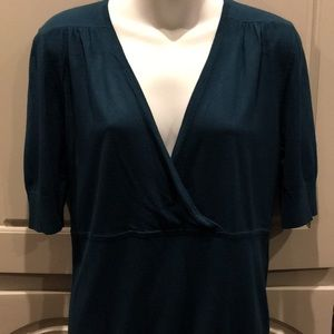 Nordstrom's Semantik shirt/lightweight sweater.